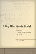 A Goy Who Speaks Yiddish