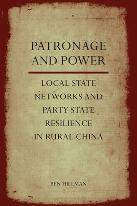 Patronage and Power