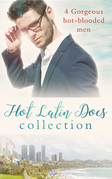 Hot Latin Docs Collection: Santiago's Convenient Fiancée / Alejandro's Sexy Secret / Rafael's One Night Bombshell / Dante's Shock Proposal (Mills & Boon e-Book Collections)