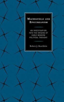 Machiavelli and Epicureanism