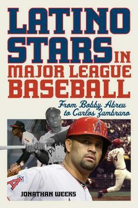 Latino Stars in Major League Baseball
