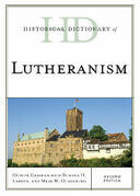 Historical Dictionary of Lutheranism