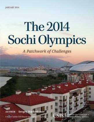 The 2014 Sochi Olympics