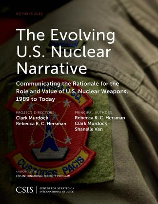 The Evolving U.S. Nuclear Narrative