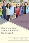 Common Core State Standards for Grade 8
