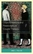 Object Relations and Relationality in Couple Therapy