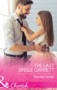 The Last Single Garrett (Mills & Boon Cherish) (Those Engaging Garretts!, Book 12)