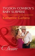 Tycoon Cowboy's Baby Surprise (Mills & Boon Desire) (The Wild Caruthers Bachelors, Book 1)