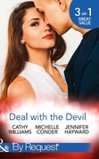 Deal With The Devil: Secrets of a Ruthless Tycoon / The Most Expensive Lie of All / The Magnate's Manifesto (Mills & Boon By Request)