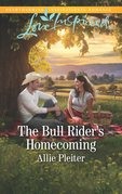 The Bull Rider's Homecoming (Mills & Boon Love Inspired) (Blue Thorn Ranch, Book 4)