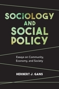 Sociology and Social Policy