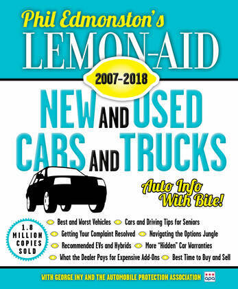 Lemon-Aid New and Used Cars and Trucks 2007–2018