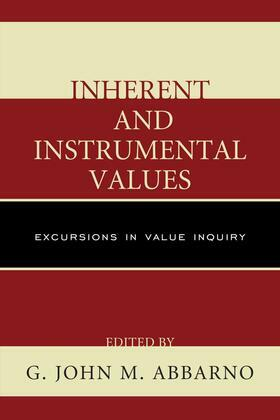Inherent and Instrumental Values
