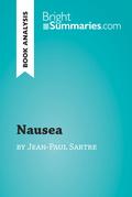 Nausea by Jean-Paul Sartre (Book Analysis)