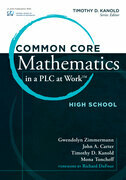 Common Core Mathematics in a PLC at Workââ??¢, High School