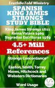 Spanish King James Strongs Study Bible