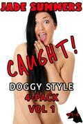 Caught! Doggy Style 4-Pack Vol 1