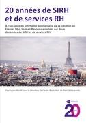 20 années de SIRH et de services RH