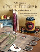 Robin Vizzone's Peculiar Primitives—A Collection of Eclectic Projects