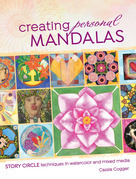 Creating Personal Mandalas: Story Circle Techniques in Watercolor and Mixed Media