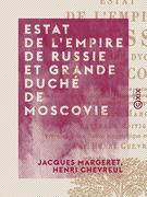 Estat de l'Empire de Russie et grande duché de Moscovie
