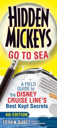 Hidden Mickeys Go to Sea, 4th edition