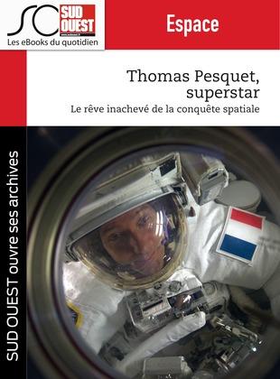 Thomas Pesquet superstar