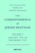 The Correspondence of Jeremy Bentham, Volume 5