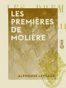 Les Premières de Molière