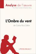 L'Ombre du vent de Carlos Ruiz Zafón (Analyse de l'oeuvre)