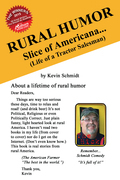 Rural Humor: Slice of Americana... (Life of a Tractor Salesman)