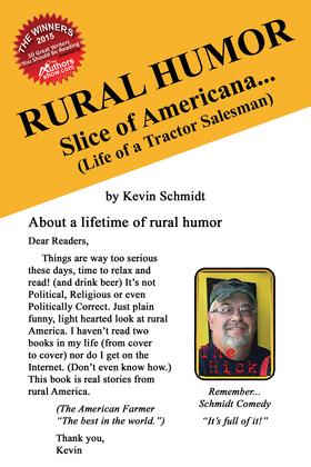 Rural Humor: Slice of Americana… (Life of a Tractor Salesman)