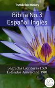 Biblia No.2 Español Inglés