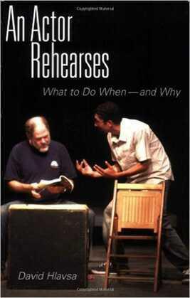 An Actor Rehearses