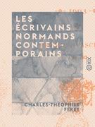 Les Écrivains normands contemporains
