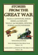 TRUE STORIES from the GREAT WAR - Soldiers Stories and Observations during WWI