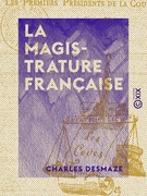 La Magistrature française