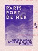 Paris port de mer