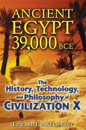 Ancient Egypt 39,000 BCE