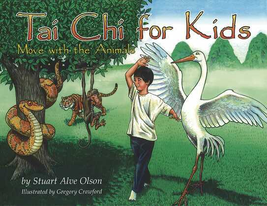 Tai Chi for Kids: Move with the Animals