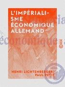 L'Impérialisme économique allemand