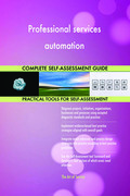 Professional services automation Complete Self-Assessment Guide