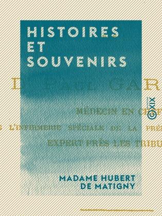 Histoires et Souvenirs