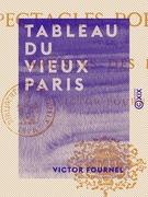 Tableau du vieux Paris