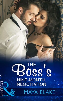 The Boss's Nine-Month Negotiation (Mills & Boon Modern) (One Night With Consequences, Book 30)