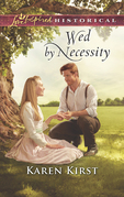 Wed By Necessity (Mills & Boon Love Inspired Historical) (Smoky Mountain Matches, Book 10)