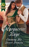 Claiming His Desert Princess (Mills & Boon Historical) (Hot Arabian Nights, Book 4)