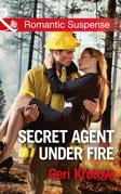 Secret Agent Under Fire (Mills & Boon Romantic Suspense) (Silver Valley P.D., Book 4)