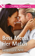 Boss Meets Her Match (Mills & Boon Superromance) (The Cleaning Crew, Book 3)