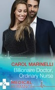 Billionaire Doctor, Ordinary Nurse (Mills & Boon Medical) (The House of Kolovsky, Book 2)
